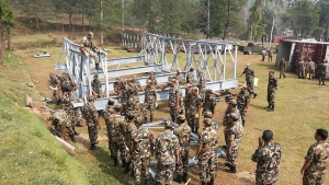 Nepal Army will step up only in dire need: Defence Minister