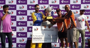 Panchakanya Tez  storm into EPLT20 finals, making a milestone in Nepali Cricket