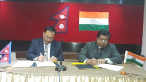 11th Meeting of India-Nepal Joint Committee on Inundation and Flood Management (JCIFM) Held